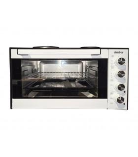 S 3540WH White  Mini Oven SIMFER