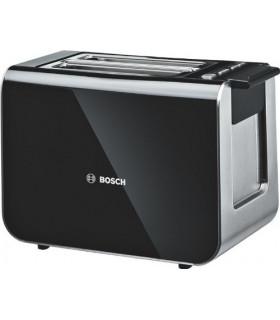 TAT8613 Toaster Bosch Styline Black