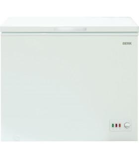 BS-258SAW BERK Chest freezer, 198L, A+ white
