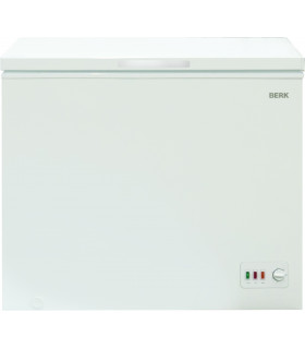 BS-258SAW BERK Chest freezer, 198L, A+ white
