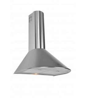 DKOC600E, Wall-mounted chimney hood, Width: 60cm, Inox