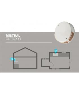 110.0365.067 remote blower external kit (mistral) Faber